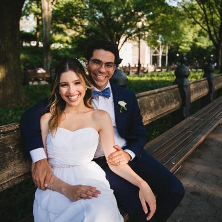 Casamento no Central Park • Nathalia e Heitor