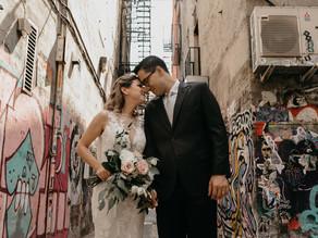 Renovação de votos em Nova York • Laura e Thiago