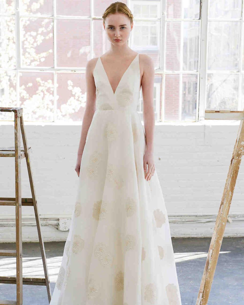 Lela Rose, Bridal Spring 2017, New York, April 14 2016