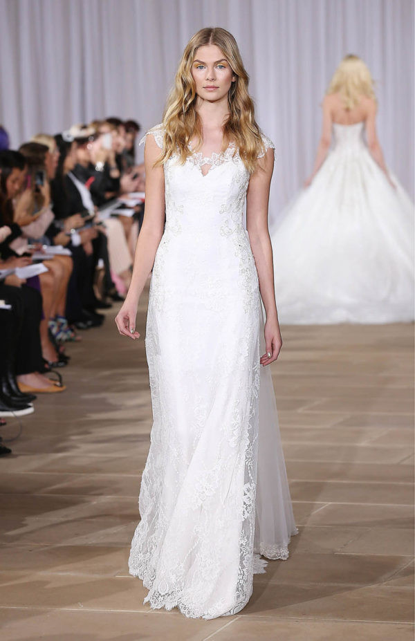 Ines Di Santo Fall/Winter 2016 Couture Bridal Collection - Runway