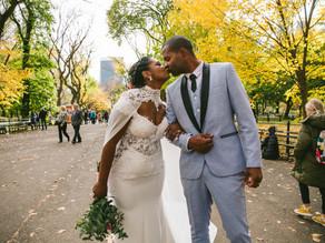 Renovação de Votos no Central Park • Michelle e Thiago