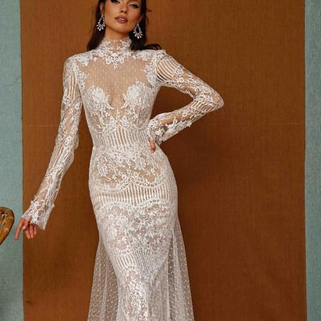 Vestido de noiva Berta Privée n°4