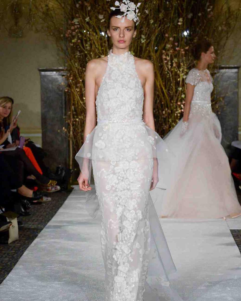 Mira Zwillinger, Bridal Spring 2017, New York, April 15 2016