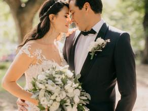 Casamento de filme no Central Park • Nathalia e Juan