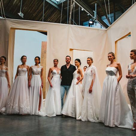 Vestidos de noiva Justin Alexander Spring 2020