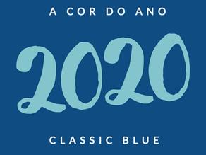 Conheça a cor do ano 2020 – Classic Blue
