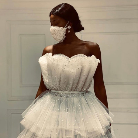 NY Bridal Fashion Week 2020 e a pandemia mundial