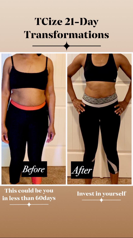 Transformations Body Goals