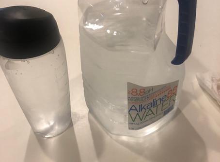 Brainpower benefits of Drinking Water