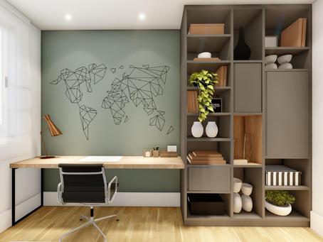 O home office perfeito