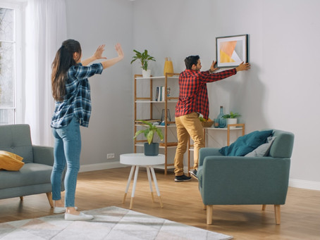 Dicas para renovar a casa com pequenas mudanças