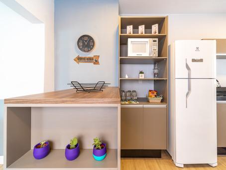 As vantagens de uma cozinha sob medida
