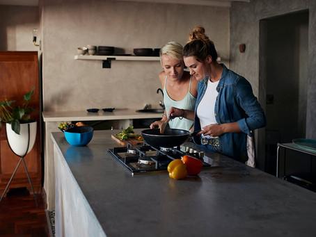 O que é melhor cooktop ou fogão?