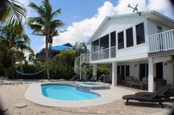 Key West Holiday Rental with pool
