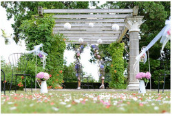 Chic wedding venue in France Chateau in Loire Valley
