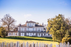 Honeymoon destination in a French chateau near Bordeaux with pool , sauna & tennis