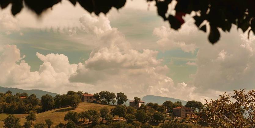 tuscany romantic wedding & holiday venue