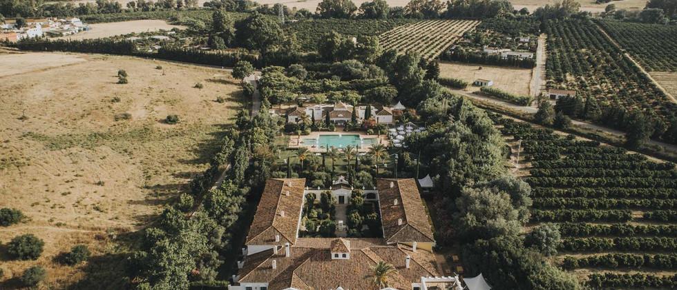 Romantic wedding venue in south of Spain Marbella