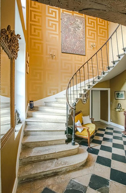 private french chateau for wedding hire