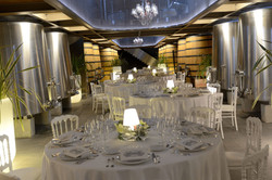 romantic vineyard wedding venue chateau in France , near Bordeaux