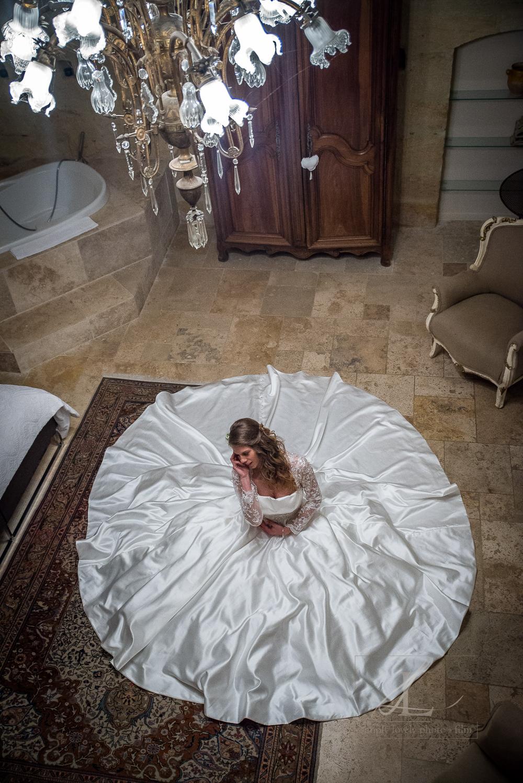 French Chic Vineyard Wedding venue