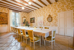 french chateau wedding venues with pool & accommodation near Loire Valley in West France