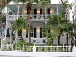 Holiday accommodation in the Keys