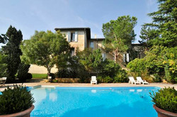 French elegant castel to hire in south of France