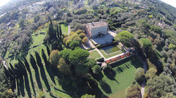 exclusive wedding and event venue in the south of France , near Nice and Cannes