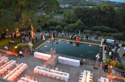 French riviera Luxury wedding venue