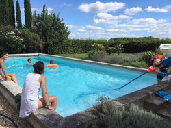 holiday rental & wedding venue in french chateau to rent with pool