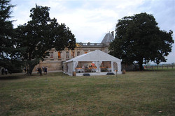 chateau to rent in France for wedding venue with pool near Bordeaux
