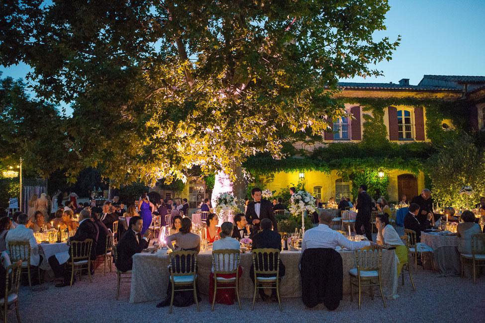 exclusive property for wedding venue