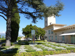 Antibes wedding venue in French chateau with amazing view