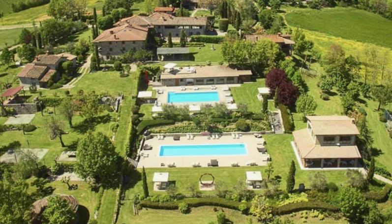 Wedding venue and holiday rentals in Tiscany, Italy