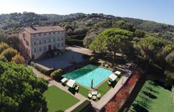 Luxury French Riviera wedding venue