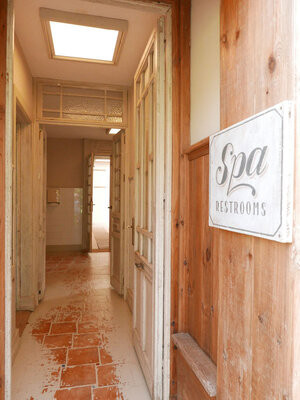 romantic wedding venue with spa in the south of SPain