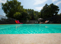 Castle to rent in South of France for wedding venue with pool & accommodation