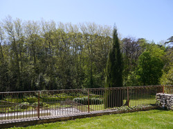 romantic Castle to rent with wedding venue  & garden in south west of France