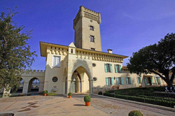 company events and wedding reception in chateau on French riviera