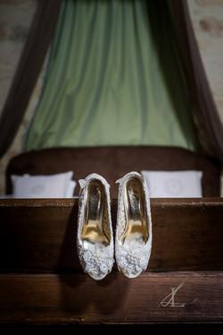 French Chic Vineyard Wedding