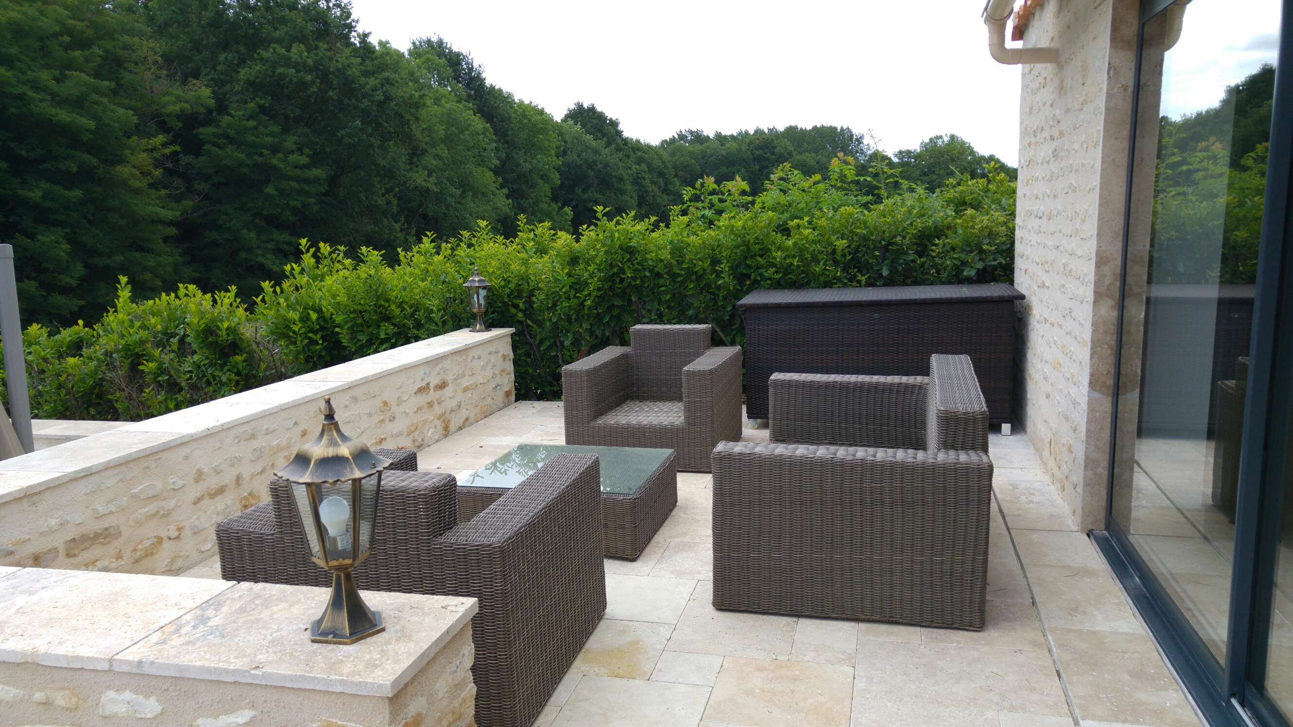holiday rental in French Chateau in South West France