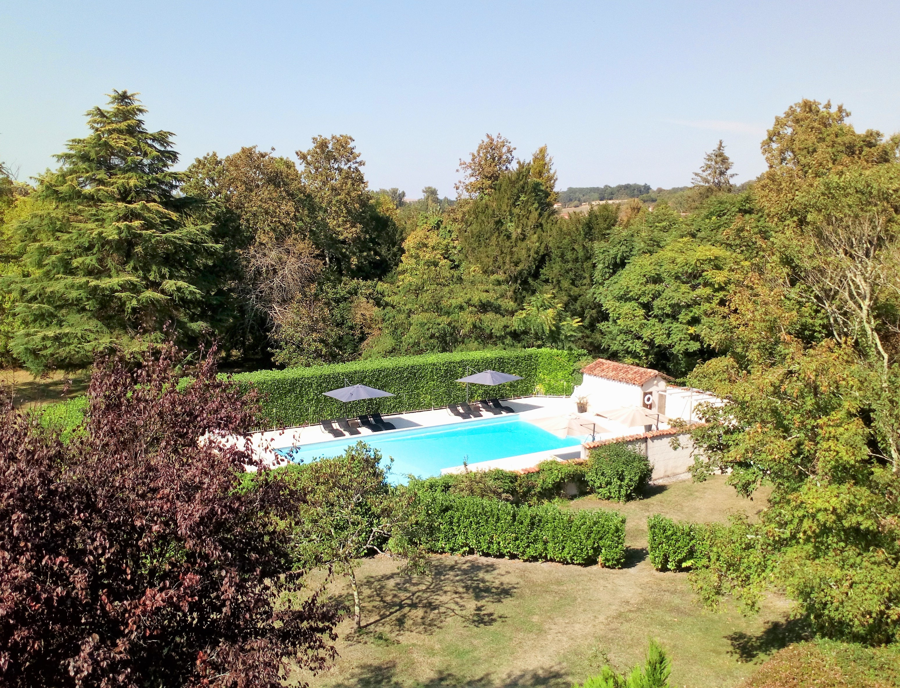exclusif house to rent in south of France
