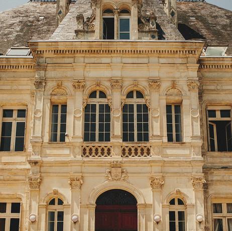 destination wedding venue in french castle near monaco