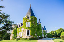 Castle to rent for family trip in Bordeaux