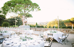 luxury venue in the south of France for weddings , party s & events with pool and view