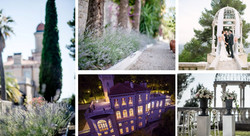 chateau to rent for weddings on French Riviera