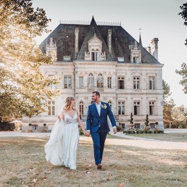 Elegant Chateau rental for Wedding in South West France