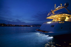 Crewed yacht charter in Greece
