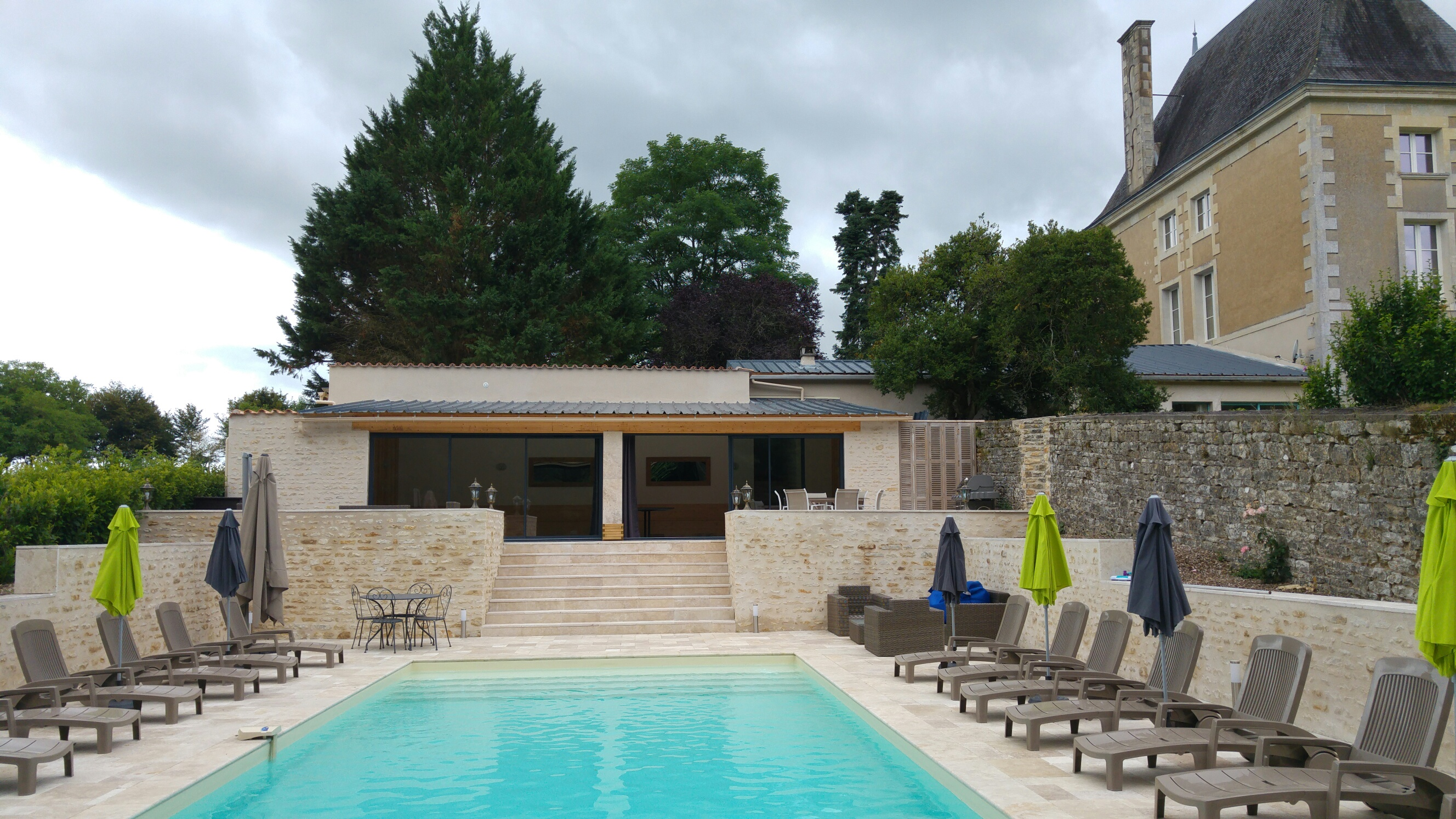holiday rental villa with in south  of France